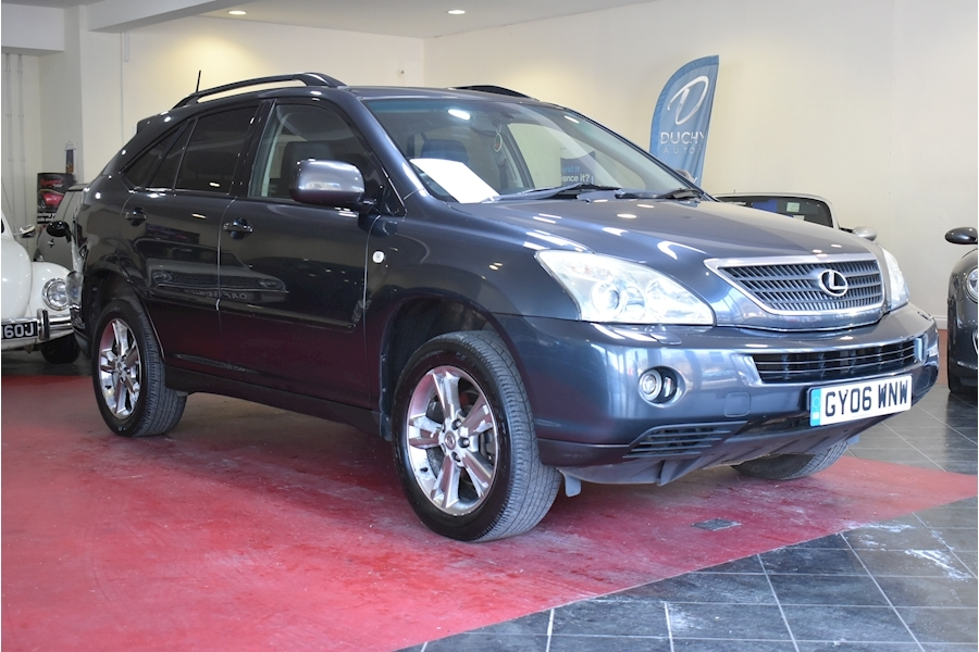 Lexus Rx 3.3 400H Se - Video