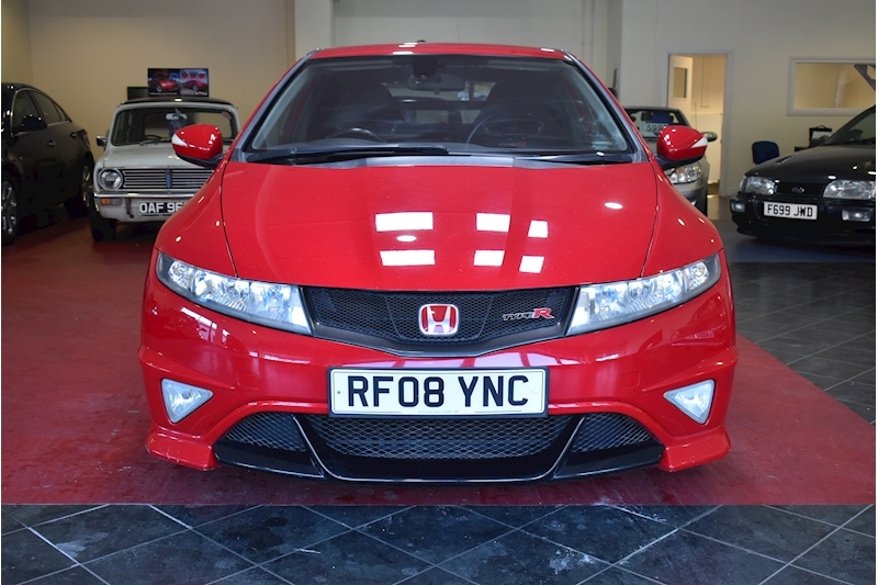 Honda Civic 2.0 I-Vtec Type R Gt - Large 1