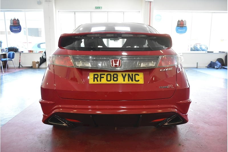 Honda Civic 2.0 I-Vtec Type R Gt - Large 5