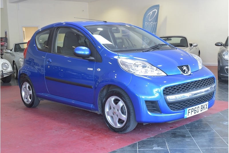Peugeot 107 1.0 Millesim - Video