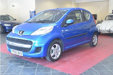 107 Millesim Hatchback 1.0 Manual Petrol
