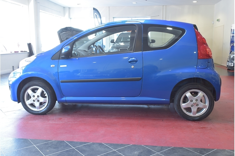 Peugeot 107 1.0 Millesim - Large 3