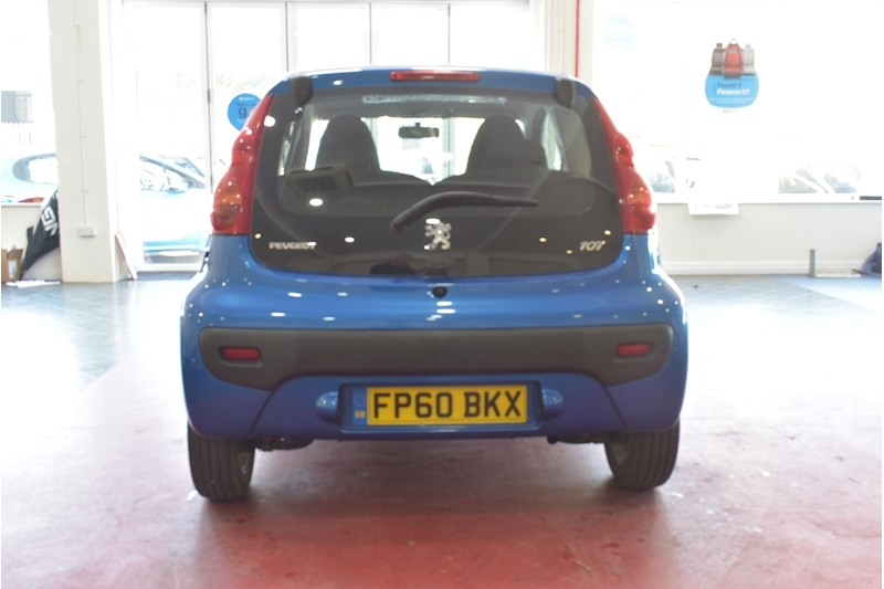 Peugeot 107 1.0 Millesim - Large 5