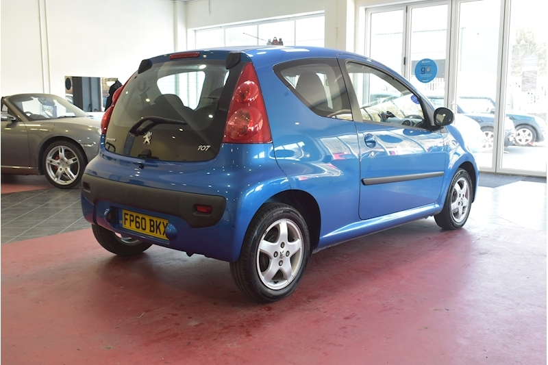 Peugeot 107 1.0 Millesim - Large 6