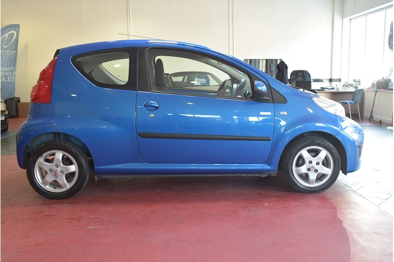 Peugeot 107 1.0 Millesim - Large 7