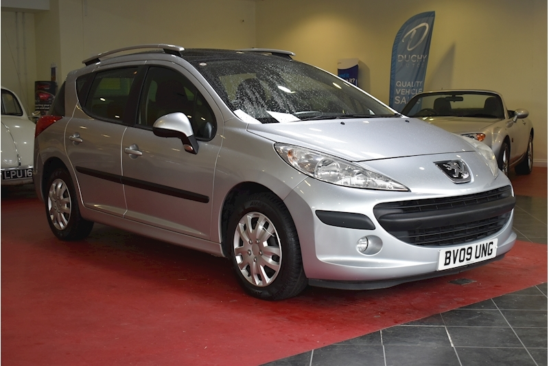 Peugeot 207 1.6 Hdi Sw S - Large 0