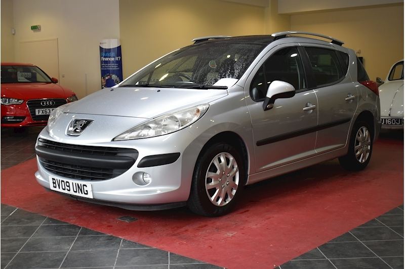 Peugeot 207 1.6 Hdi Sw S - Large 2