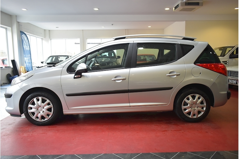 Peugeot 207 1.6 Hdi Sw S - Large 3