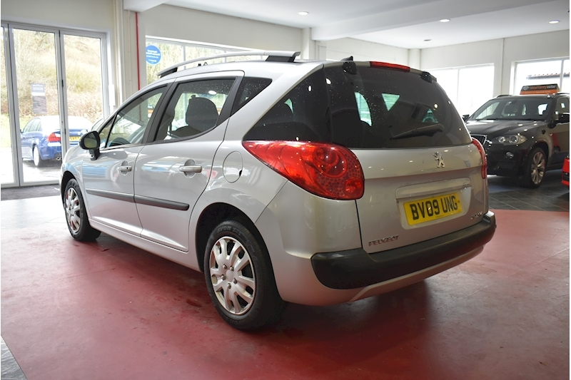 Peugeot 207 1.6 Hdi Sw S - Large 4