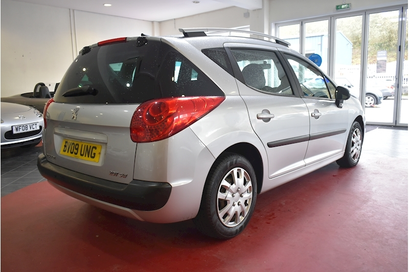 Peugeot 207 1.6 Hdi Sw S - Large 6