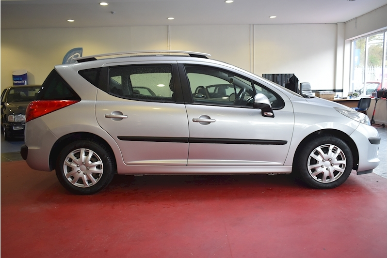 Peugeot 207 1.6 Hdi Sw S - Large 7