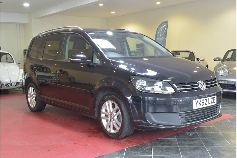 Volkswagen Touran 2.0 Se Tdi - Video