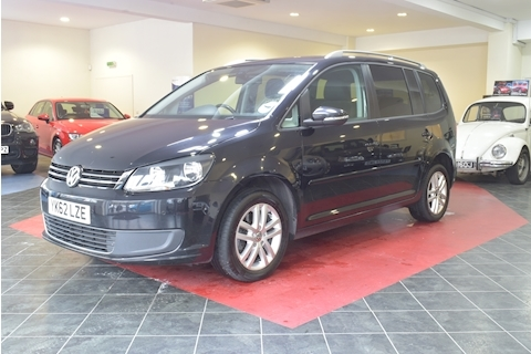 Touran Se Tdi Mpv 2.0 Manual Diesel