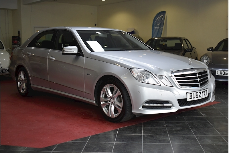 Mercedes-Benz E Class E220 Cdi Blueefficiency Executive Se