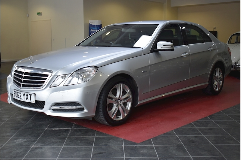 Mercedes-Benz E Class 2.1 E220 Cdi Blueefficiency Executive Se - Large 2