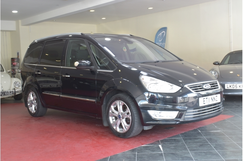 Ford Galaxy 2.0 Titanium Tdci - Large 0