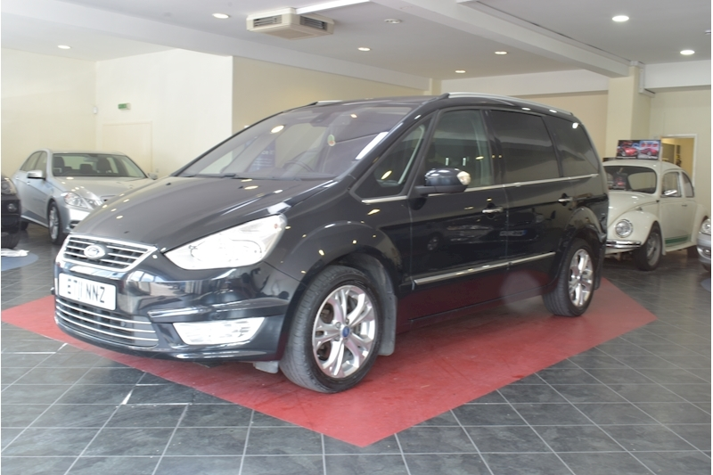 Ford Galaxy 2.0 Titanium Tdci - Large 2