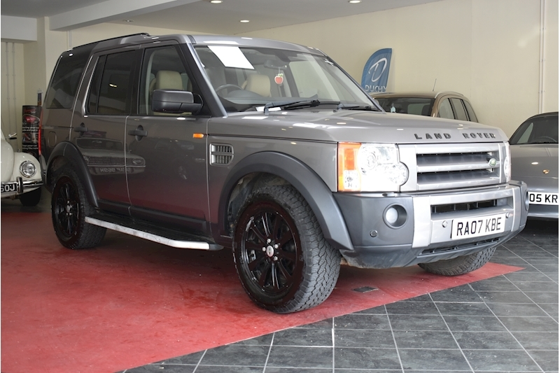 Land Rover Discovery 2.7 Tdv6 Hse E4 - Large 0