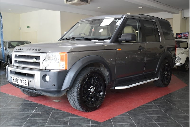 Land Rover Discovery 2.7 Tdv6 Hse E4 - Large 2