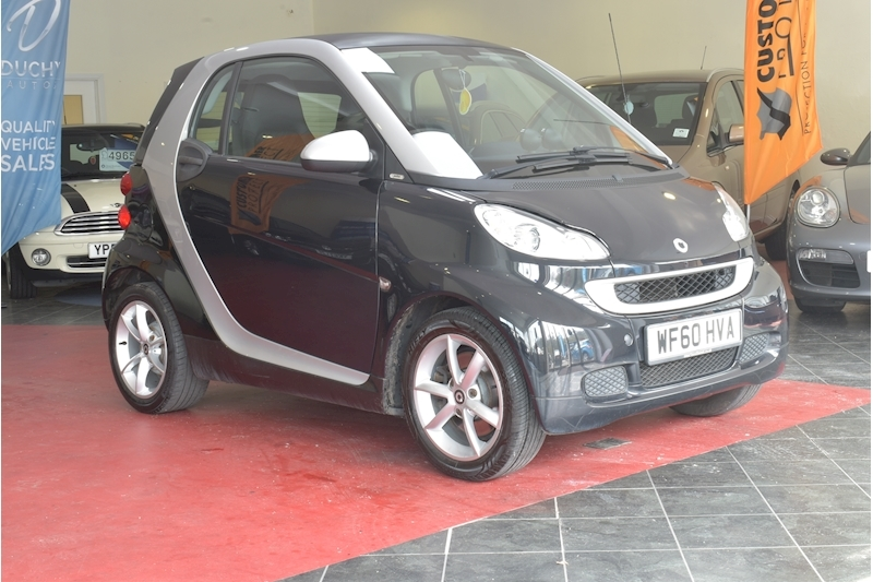 Smart Fortwo Coupe Pulse Cdi