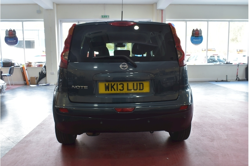 Nissan Note 1.6 N-Tec Plus - Large 4