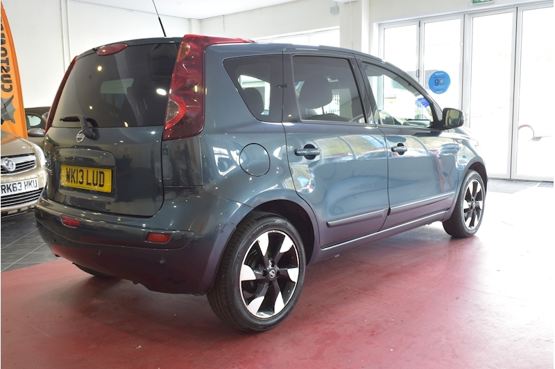 Nissan Note 1.6 N-Tec Plus - Large 5