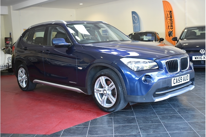 Bmw X1 2.0 Xdrive20d Se - Video