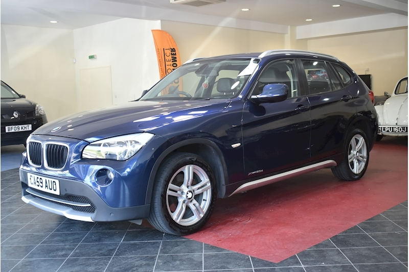 Bmw X1 2.0 Xdrive20d Se - Large 2