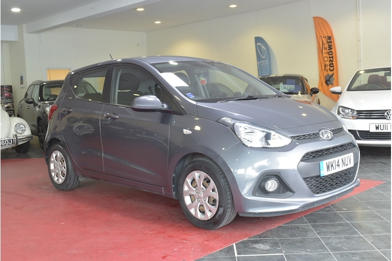 Hyundai I10 1.0 Se - Video