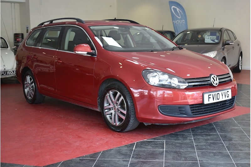 Volkswagen Golf 1.6 Se Tdi - Large 0