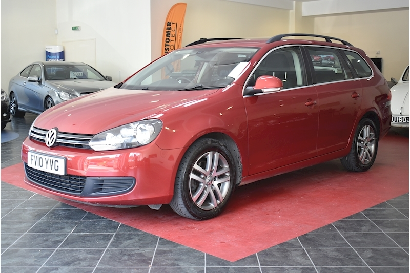 Volkswagen Golf 1.6 Se Tdi - Large 2