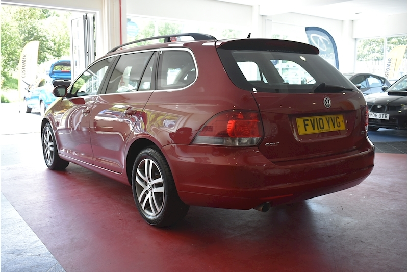 Volkswagen Golf 1.6 Se Tdi - Large 4