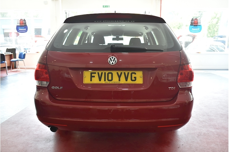 Volkswagen Golf 1.6 Se Tdi - Large 5
