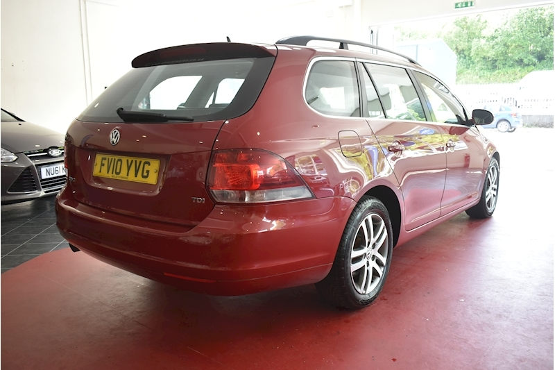 Volkswagen Golf 1.6 Se Tdi - Large 6