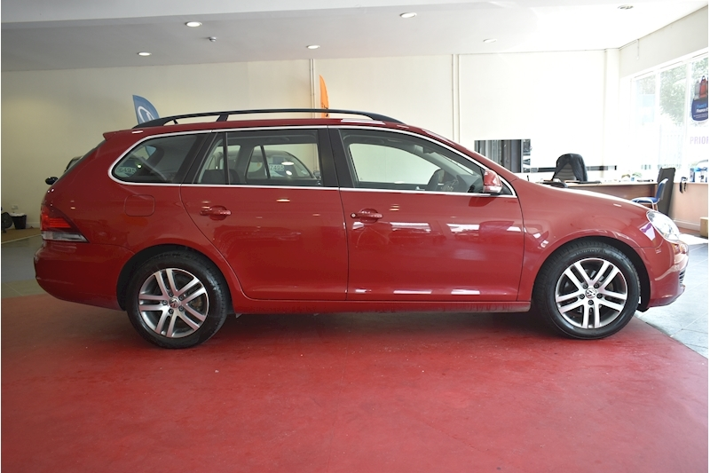 Volkswagen Golf 1.6 Se Tdi - Large 7