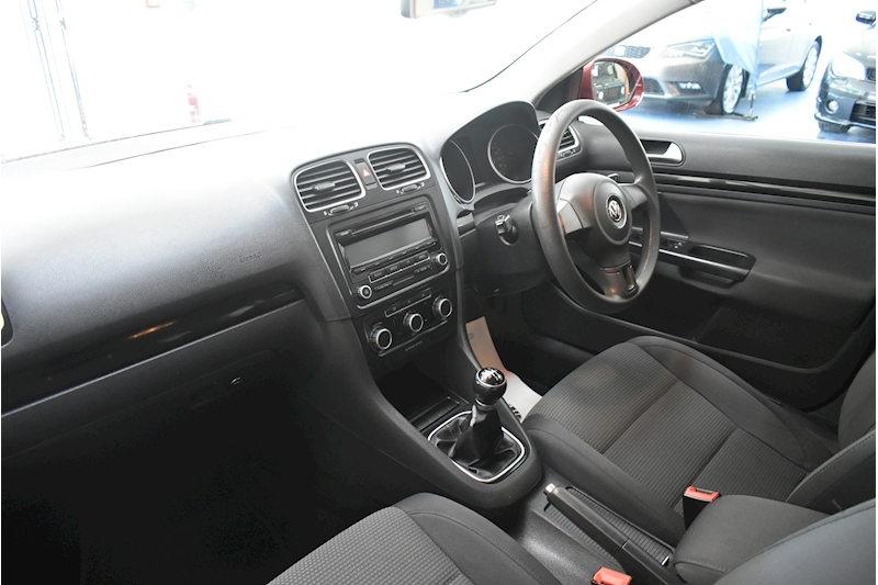 Volkswagen Golf 1.6 Se Tdi - Large 15