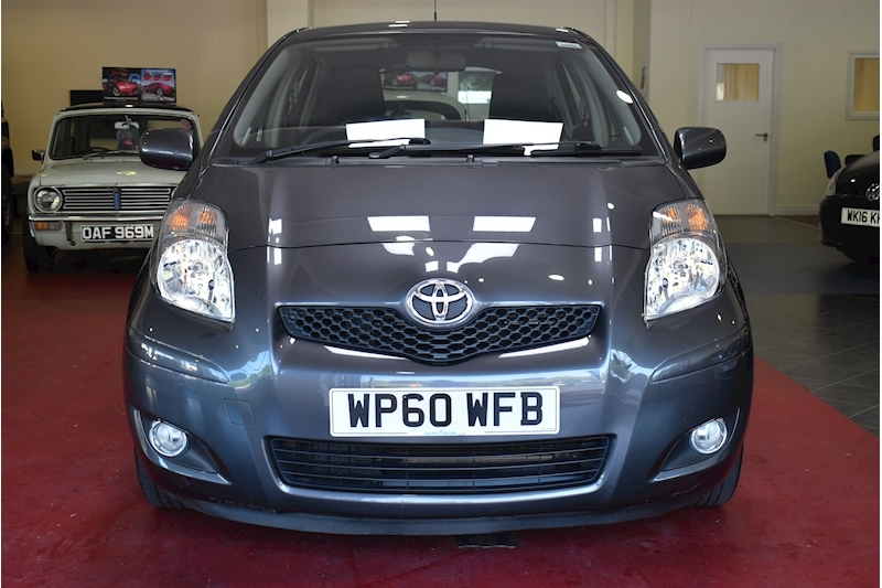 Toyota Yaris 1.3 Vvt-I T Spirit Mm - Large 1