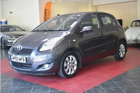 Yaris Vvt-I T Spirit Mm Hatchback 1.3 Semi Auto Petrol