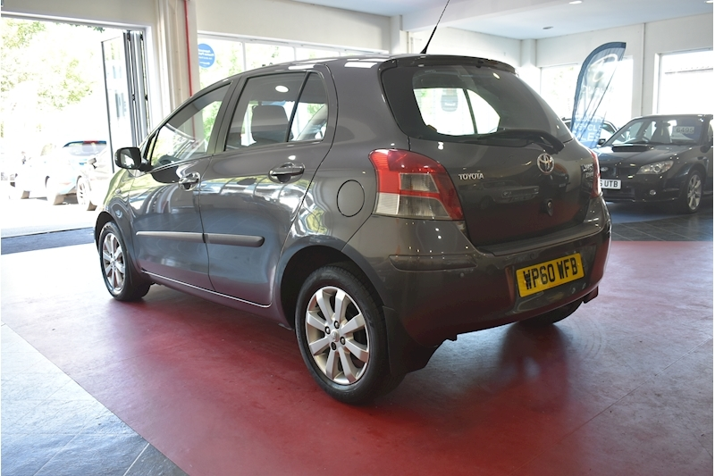 Toyota Yaris 1.3 Vvt-I T Spirit Mm - Large 4
