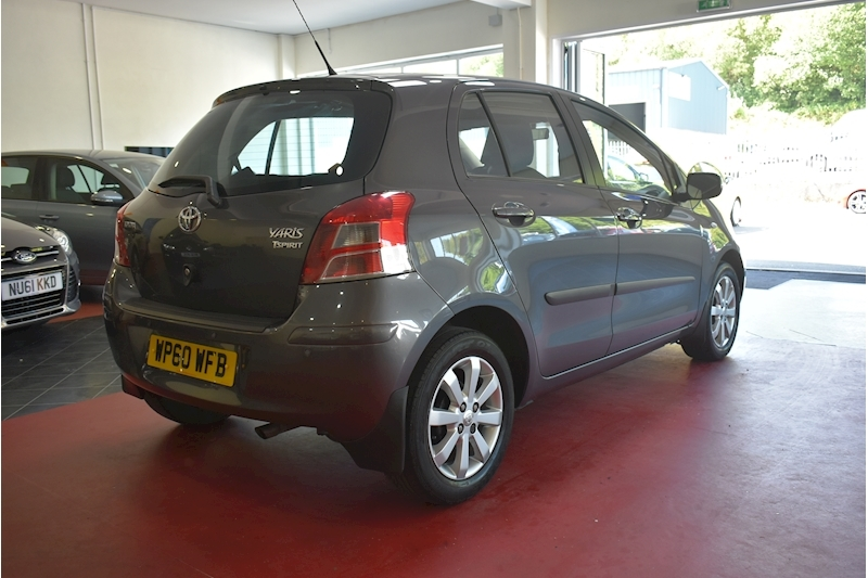 Toyota Yaris 1.3 Vvt-I T Spirit Mm - Large 6