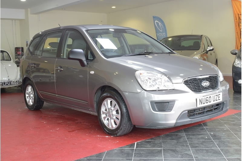 Kia Carens 1.6 Crdi 1 - Video