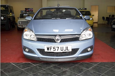 Astra Twin Top Design Convertible 1.9 Manual Diesel