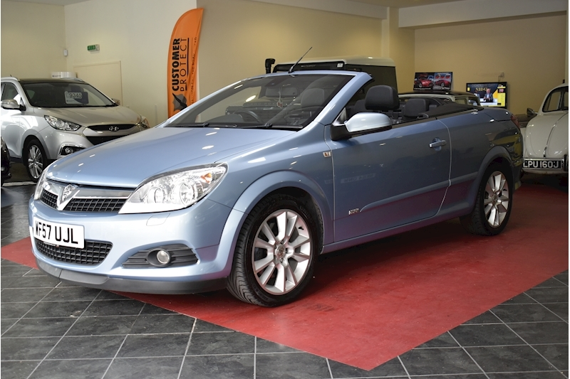 Vauxhall Astra 1.9 Twin Top Design - Large 3
