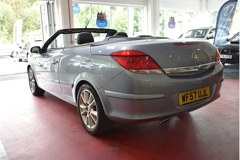Vauxhall Astra 1.9 Twin Top Design - Large 5