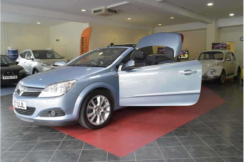 Vauxhall Astra 1.9 Twin Top Design - Large 34