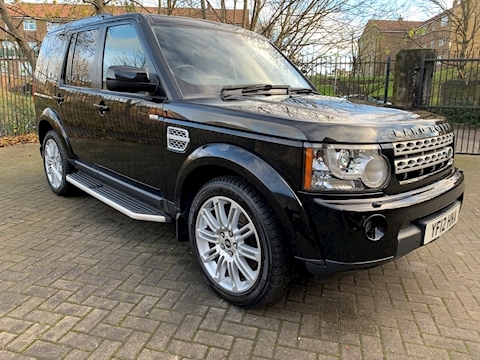Land Rover Discovery Discovery Hse Sdv6 Auto
