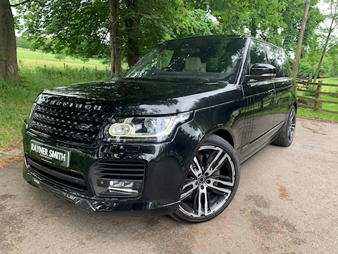 Land Rover Range Rover Sdv8 Autobiography LWB
