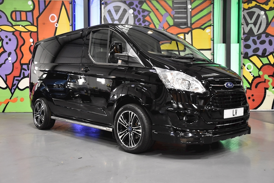 Ford Transit Custom 290 SWB 2.0TDCI 130PS LIMITED PANEL VAN L-SPORT PACK