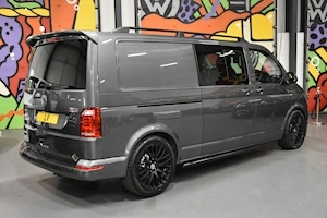 TRANSPORTER T6 T32 LWB 2.0BITDI 204PS DSG 4MOTION HIGHLINE KOMBI SPORTLINE PACK