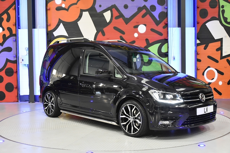 Volkswagen Caddy 2.0 - Large 0